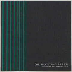 bamboo charcoal blotting papers