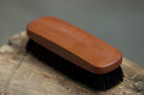 bronze cloth brush