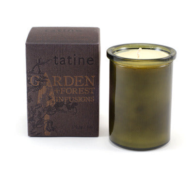 tatine candles: garden + forest infusions collection