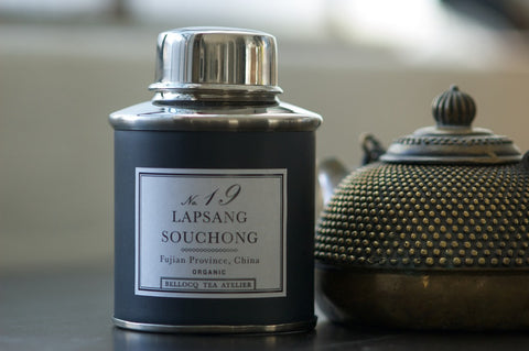 no. 19 bellocq lapsang souchong tea