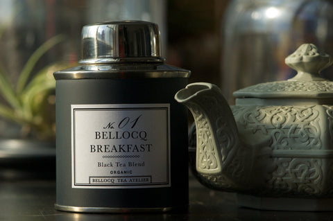 no. 01 bellocq breakfast tea
