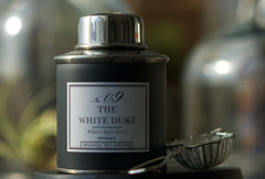 no. 09 bellocq the white duke tea