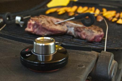 Range Dial Grill Pro smart cooking thermometer