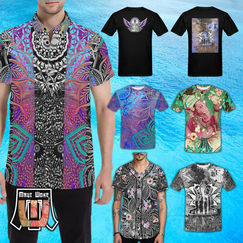 Scott Hernandez Designs-Shirts