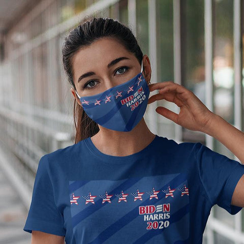 Political • Fabric Face Masks