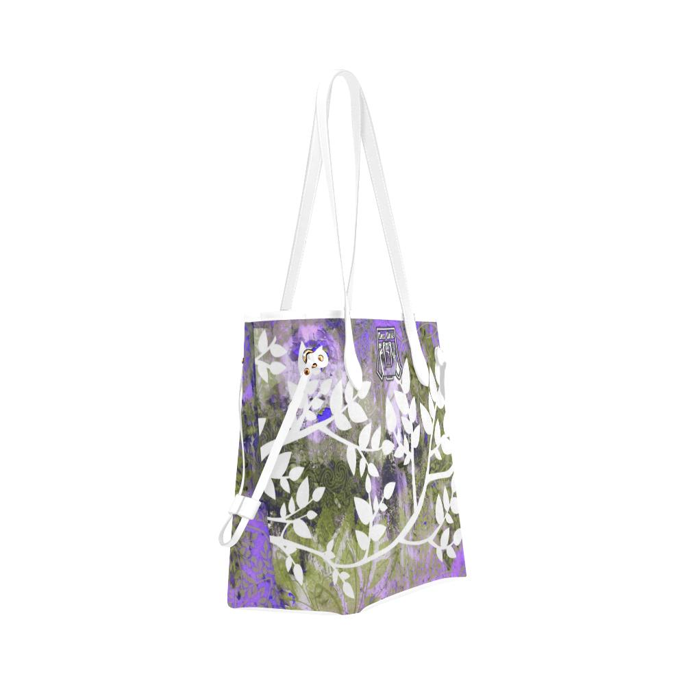 Purple Lotus Classic Tote Bag - Maui Woke