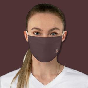 Basic Pantone Dark 2 Fabric Face Mask - Maui Woke