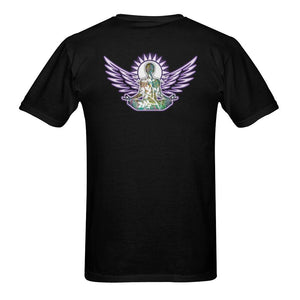 Wings To Fly Classic Men's T-shirt-SHD|Maui Woke, SHD-Men's Shirts - Maui Woke