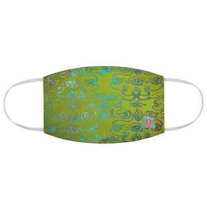 3rd Eye -Green Fabric Face Mask