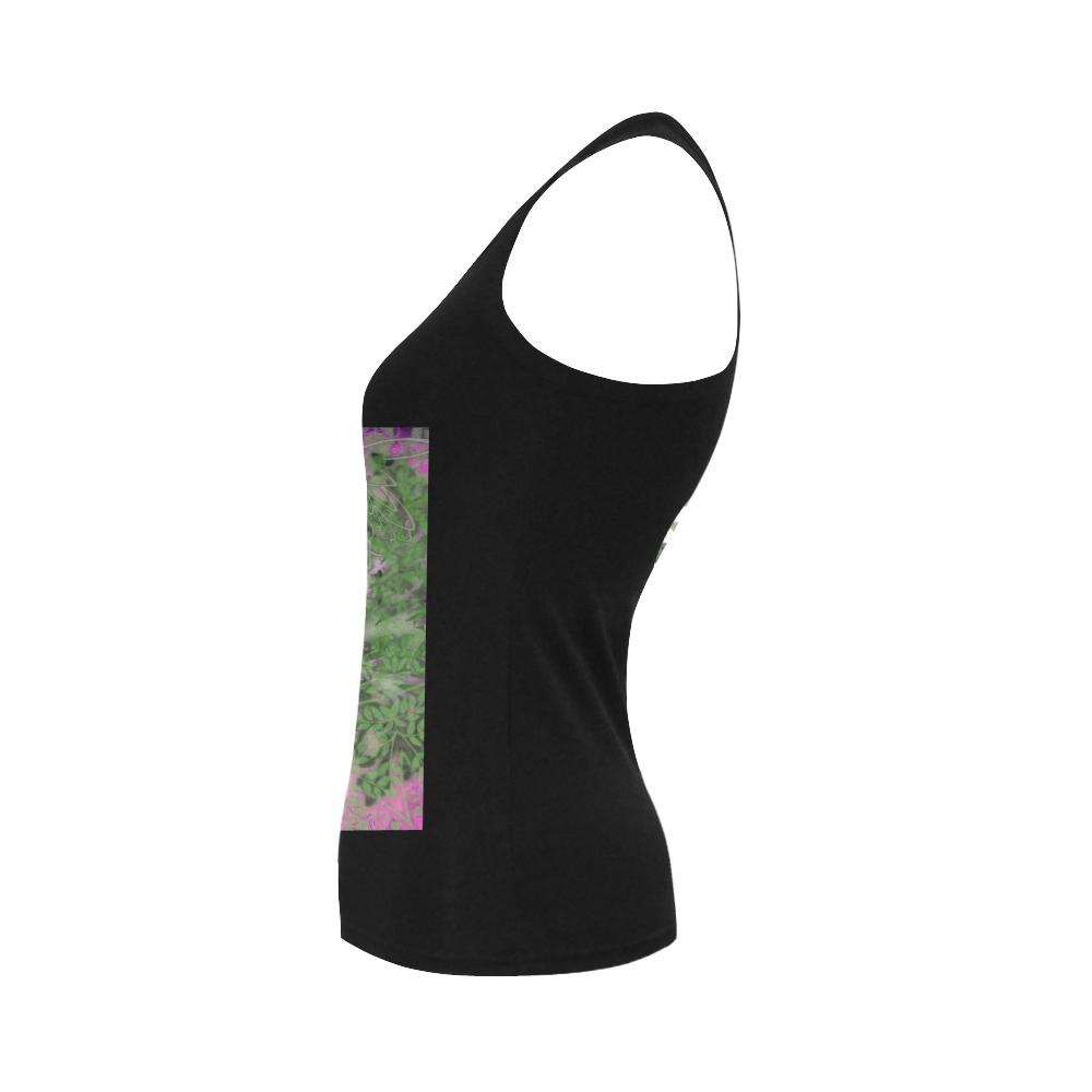 Lotus Pink Shoulder-Free Tank Top - Maui Woke