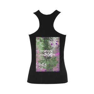 Lotus Shoulder-Free Tank Top - Maui Woke
