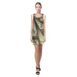 Boho Sleeveless Dress - Maui Woke