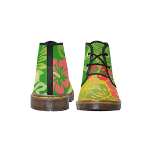 Jungle Canvas Chukka Boots - Maui Woke