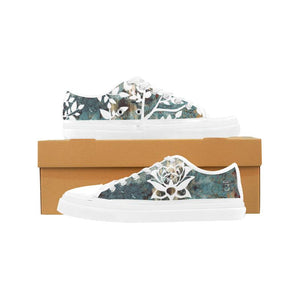 Lotus Natural Nonslip Canvas Shoes - Maui Woke