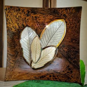 The Hana Collection Wall Art (Guava Leaves)