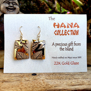 The Hana Collection Gold Earrings-Large