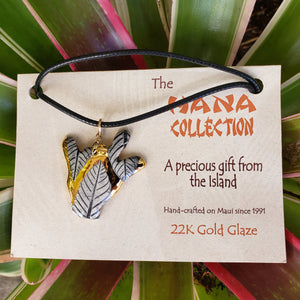 The Hana Collection Gold Pendants-Large - Maui Woke