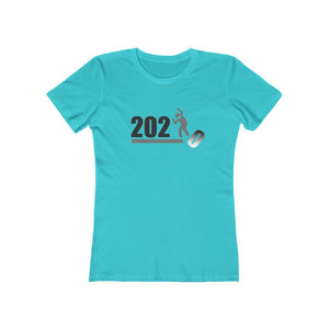 Over It! 2020 Humorous BEST MEME 2020 • Stomp • Black and Gray • Women's Boyfriend Tee - Maui Woke