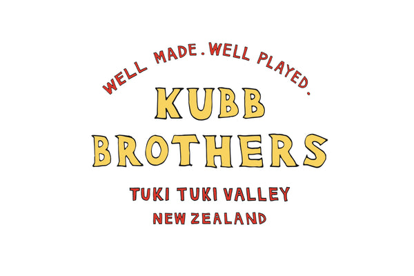 Good day - Kubb Brothers x Vacation Studio Designer Crew