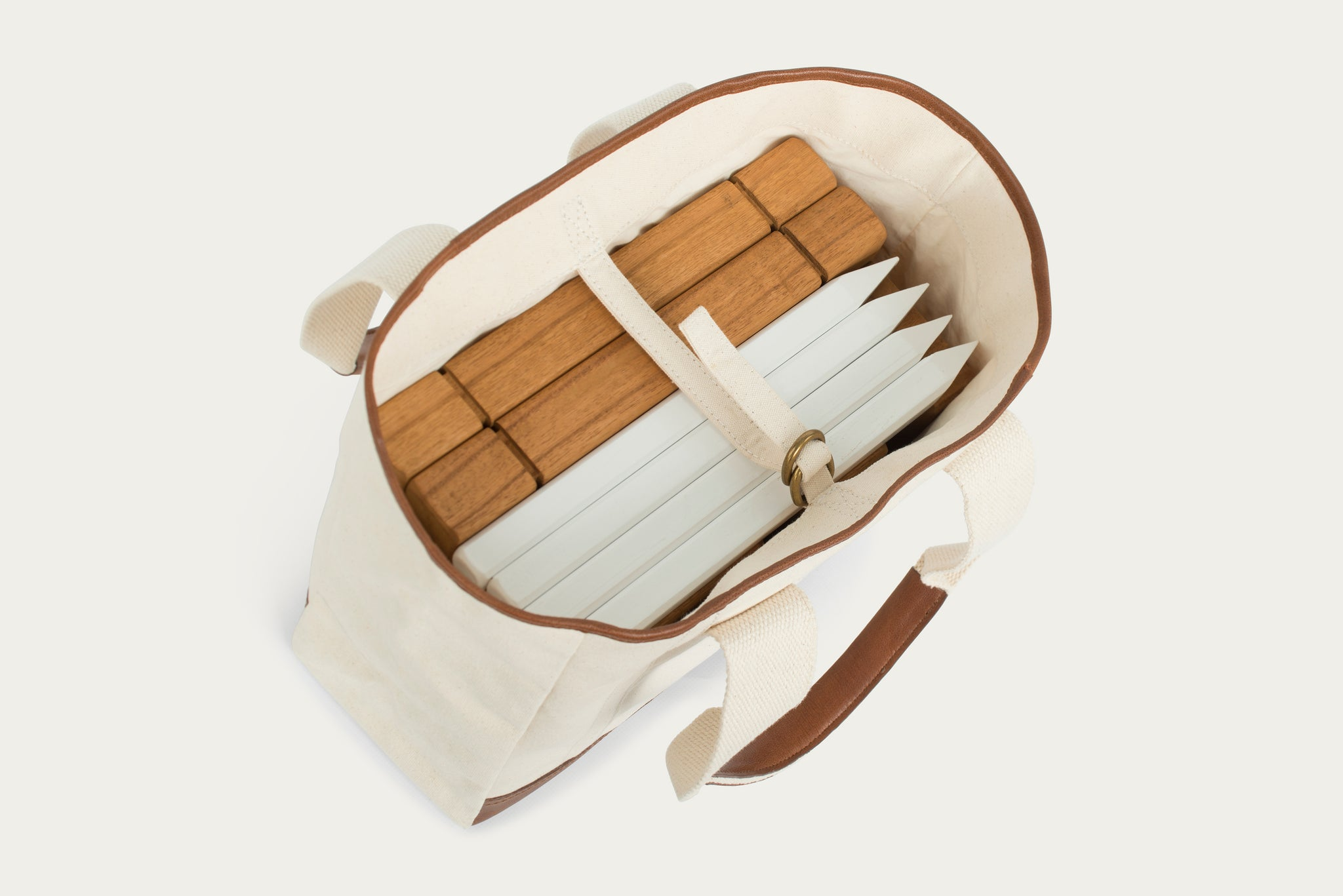 Kubb Set & Bag