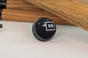 Cricket Ball Black