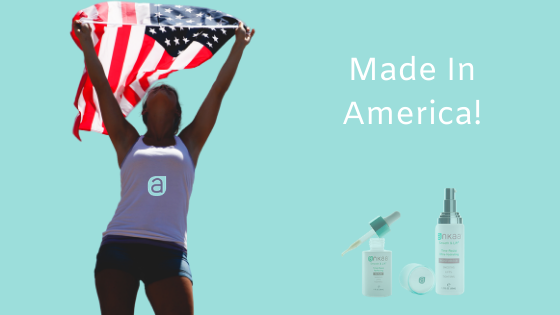 Ankaa: Made In America with ❤️!