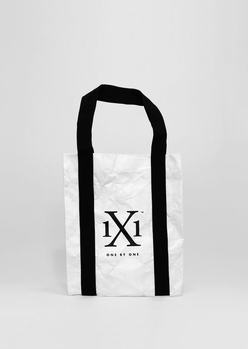 MINI TOTE - WHITE