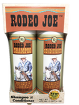 Rodeo Joe Shampoo-Conditioner Twin Pack 8 oz.