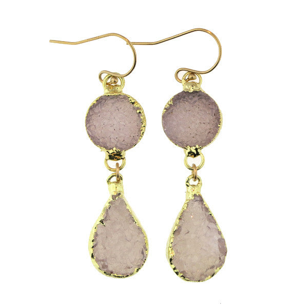 Perry Double Drop Earrings