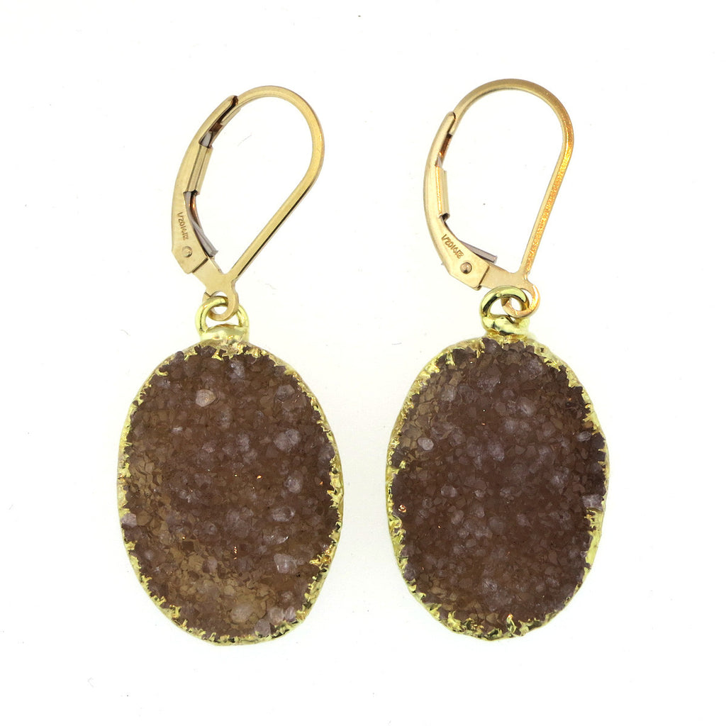 Helina Single Drop Earrings
