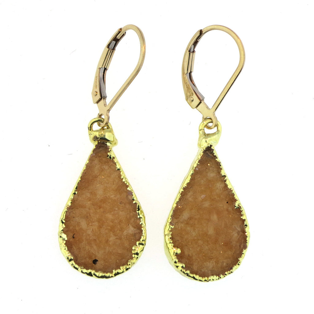 Cece Single Drop Earrings