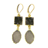 Anita Double Drop Earrings
