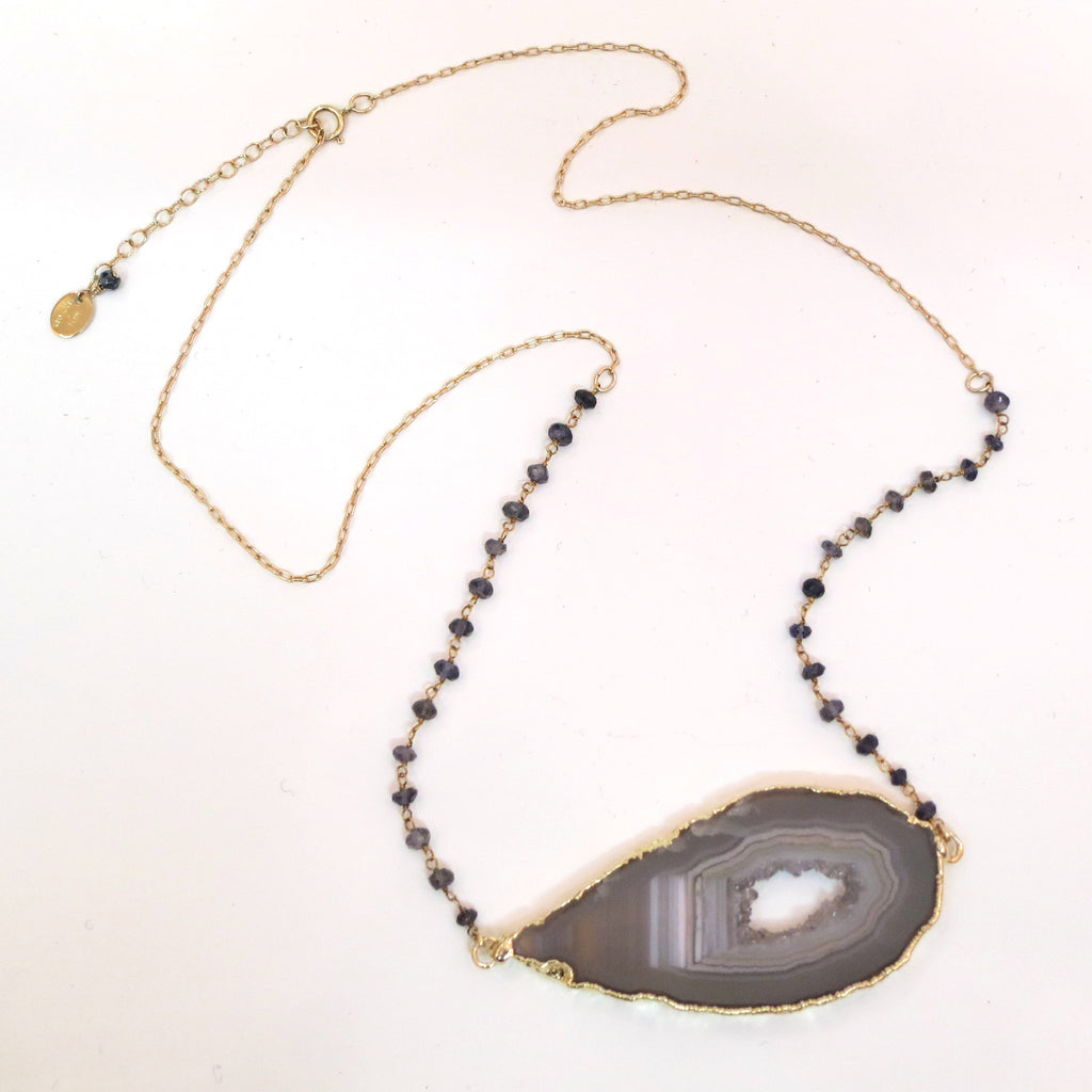 Blair Horizontal Necklace