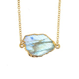 Noa Slab Necklace