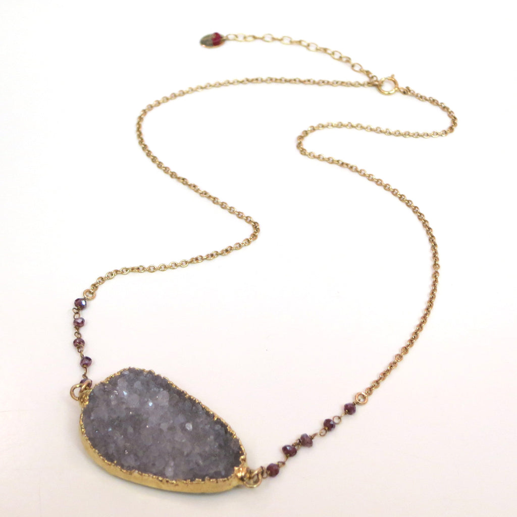 Greer Horizontal Necklace