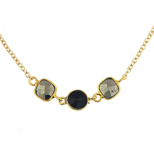 Petite Coin Necklace