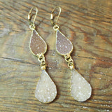 Willa Double Drop Earrings