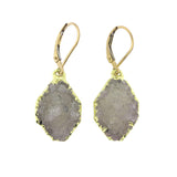 Lea Single Drop Earrings
