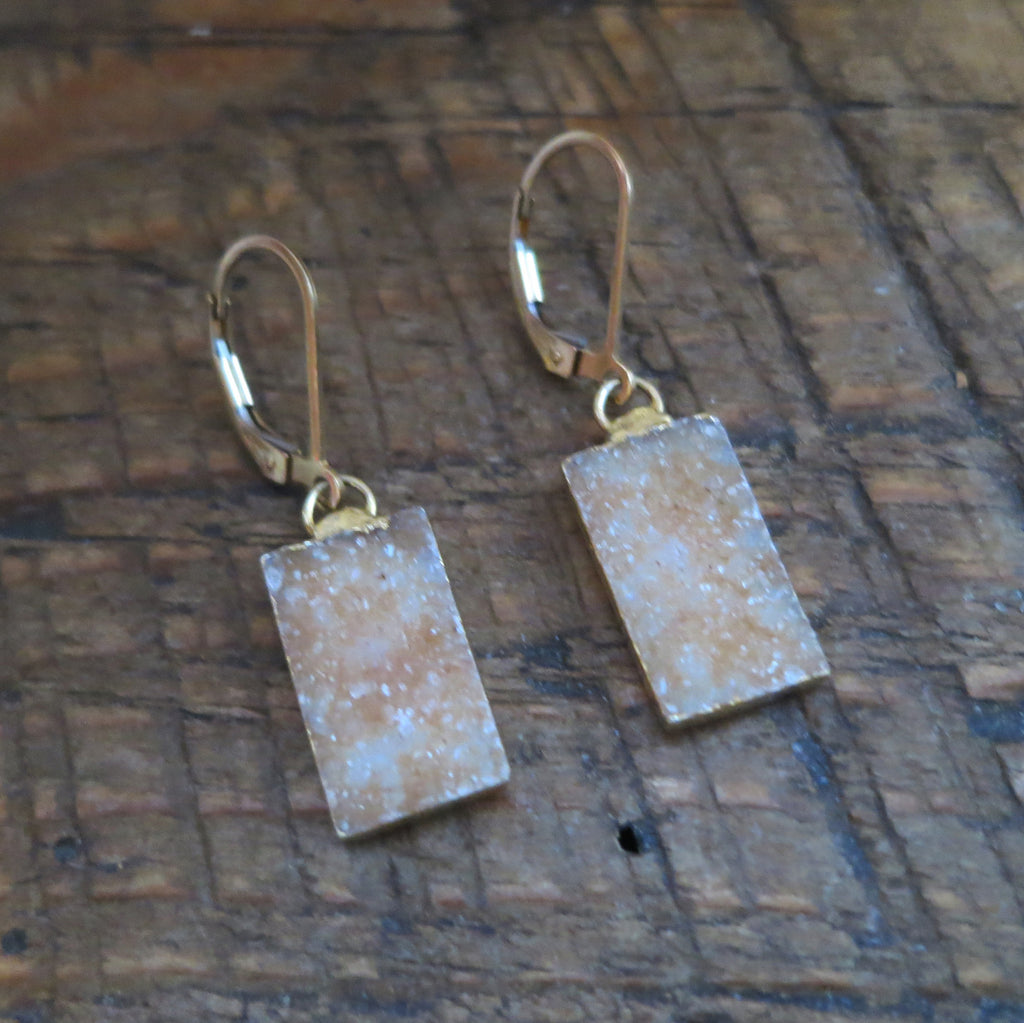 Ivy Single Drop Earrings