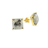 Larkin Gemstone Studs