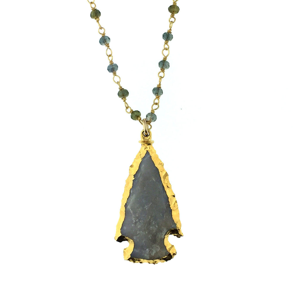 Esme Arrowhead Necklace