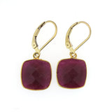 Scarlett Single Drop Earrings