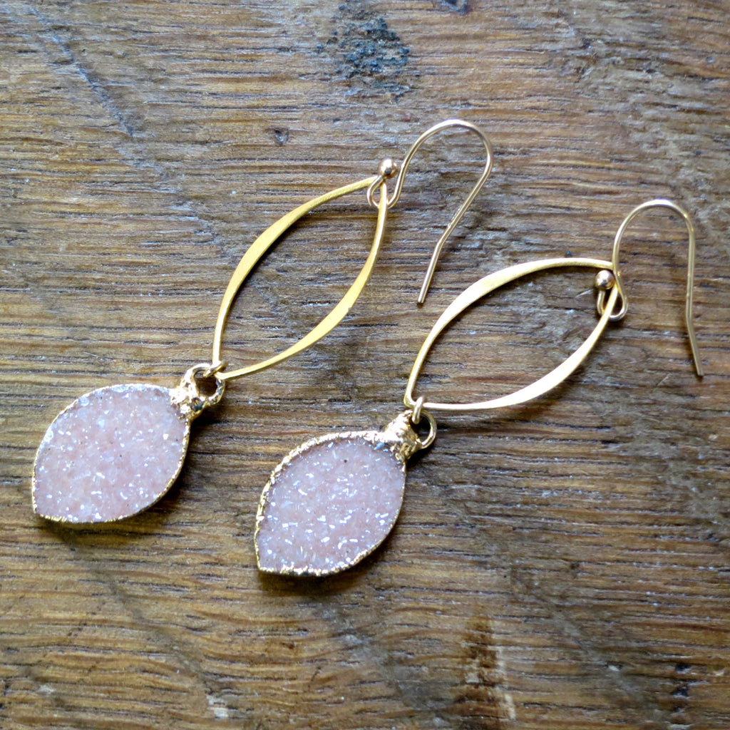 Rhett Marquis Single Drop Earrings