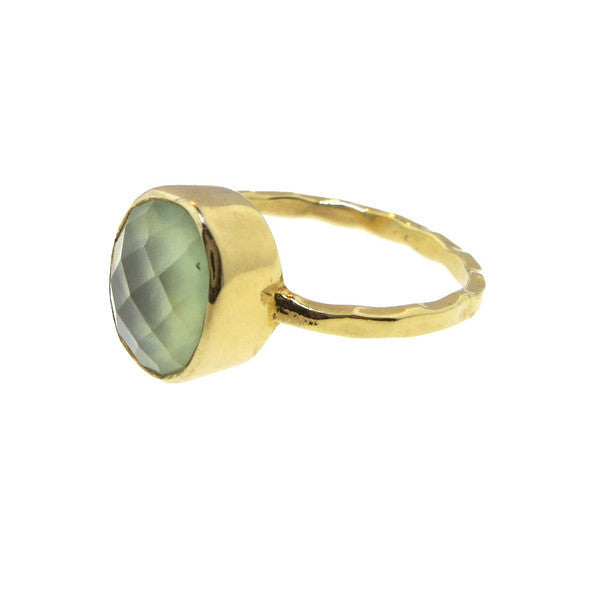 Marguerite Oval Nesting Ring