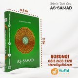 Al-Qur'an As-Samad Tajwid Warna