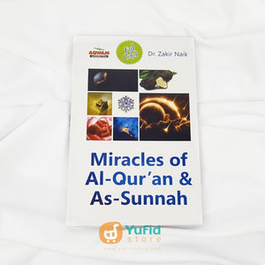 Buku Miracles Of Alqur'an Dan As-Sunnah
