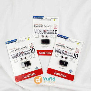 Flash Disk Video Yufid TV Volume 10