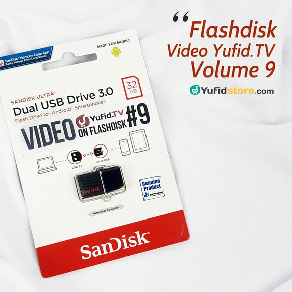 Flash Disk Video Yufid TV Volume 9