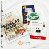 Flashdisk Video Cara Sholat Dari A-Z
