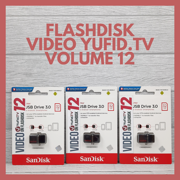 Flashdisk Video Yufid TV Volume 12
